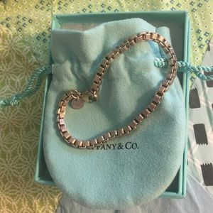 Tiffany & Co. Venetian Link Bracelet